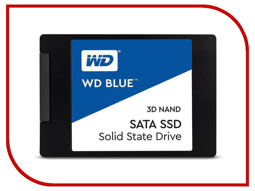 Фото Жесткий диск 250Gb - Western Digital WDS250G2B0A