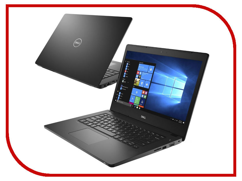 Ноутбук Dell Latitude 3480 3480-7775 (Intel Core i5-6200U 2.3 GHz/4096Mb/256Gb SSD/AMD Radeon R5 M430x 2048Mb/Wi-Fi/Bluetooth/Cam/14.0/1920x1080/Windows 10 64-bit) ноутбук dell latitude 3580 15 6 intel core i5 7200u 2 5ггц 8гб 256гб ssd amd r5 m430x 2048 мб windows 10 professional 3580 4884 черный