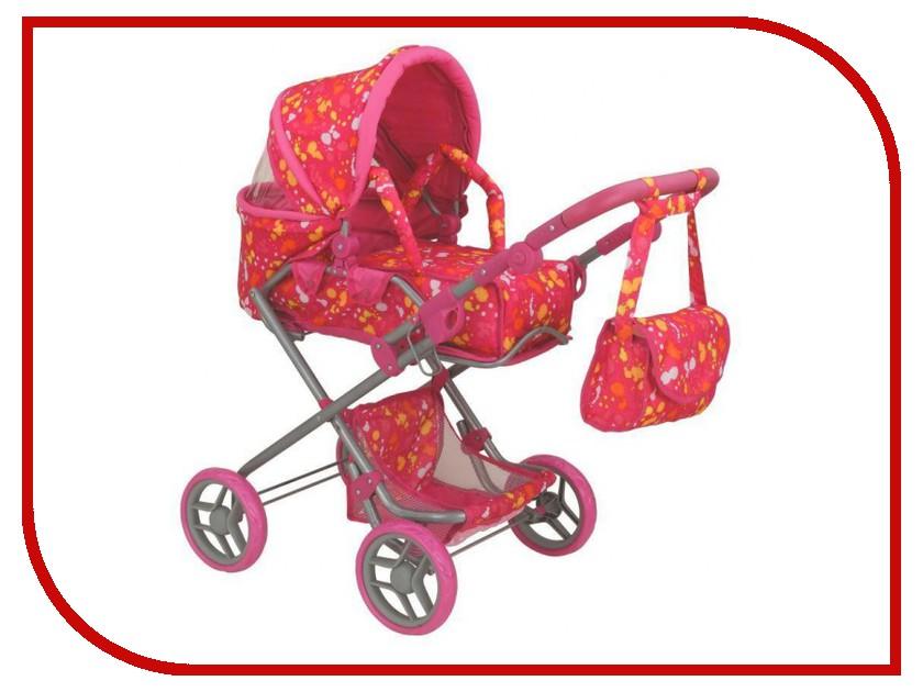 Игра Buggy Boom Infinia Коляска для кукол трансформер 8456C-2 игра buggy boom infinia коляска для кукол трансформер 8452a 3