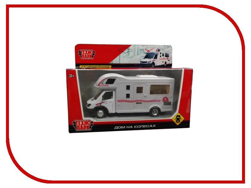 Игрушка Технопарк Дом на колесах 1020-R игрушка технопарк зил 130 бензовоз x600 h09131 r