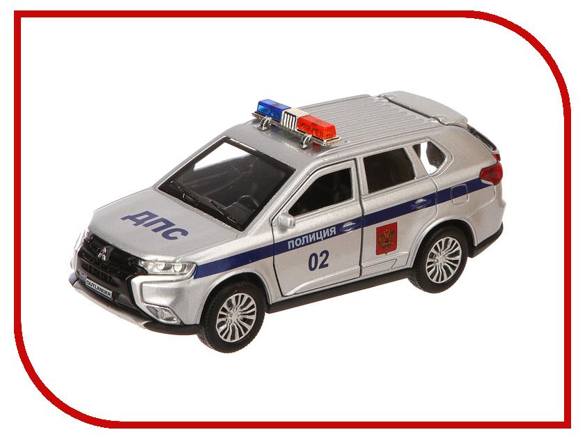 Машина Технопарк Полиция Outlander-Police бронетехника технопарк машина