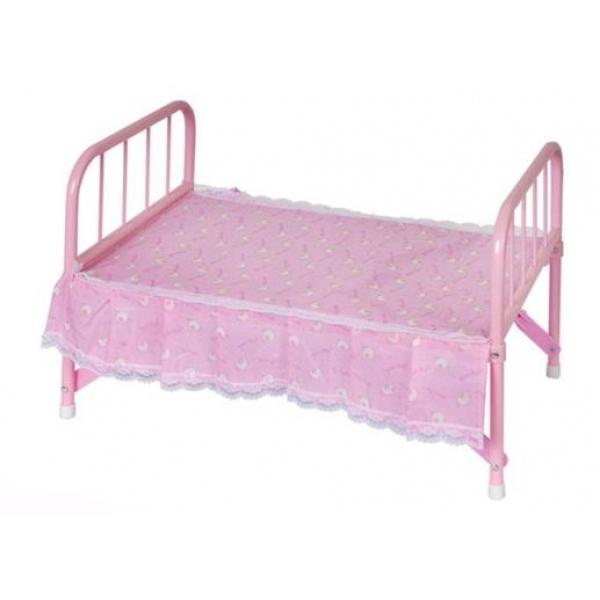 Кроватка для кукол Карапуз B1403781-RU
