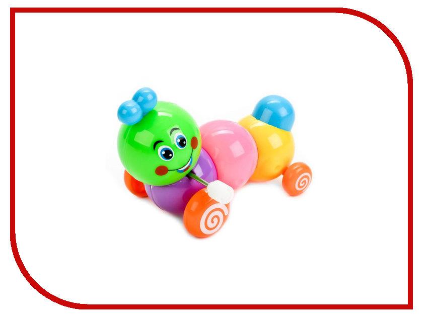 Игрушка Умка Гусеница B1600490-R игрушка умка собачка b1616115 r