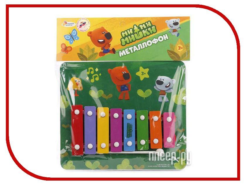 Детский музыкальный инструмент Играем вместе Металлофон Мимишки B1634469-R5