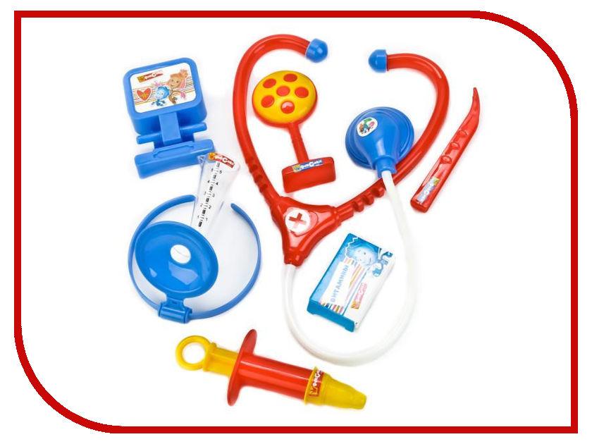 Игра Играем вместе Набор доктора Фиксики B1455423-R игра играем вместе набор полицейского b404508 r