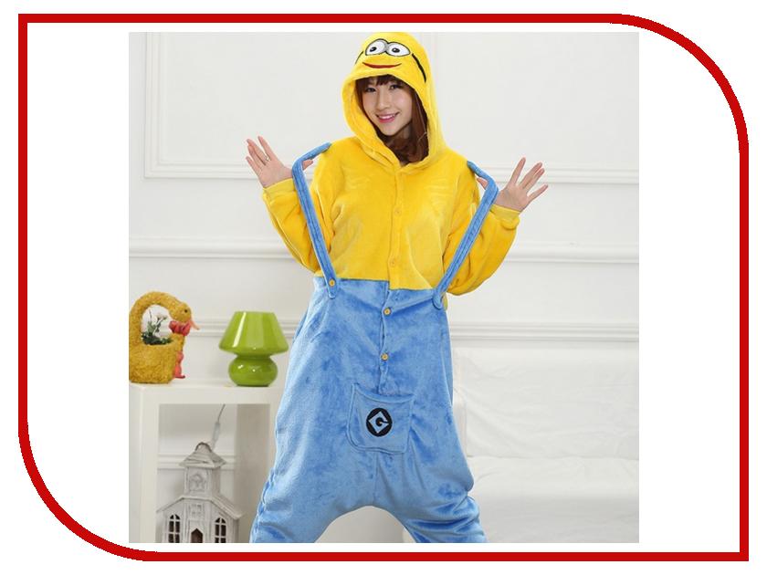 Пижама кигуруми Megamind Миньон S М6457