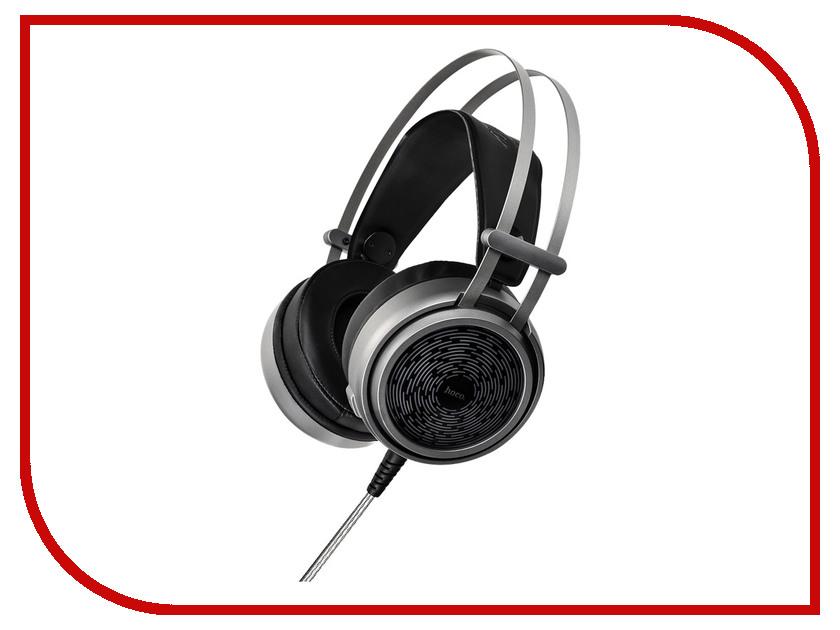 Гарнитура HOCO W8 Black аудио наушники hoco наушники с микрофоном hoco m13 black