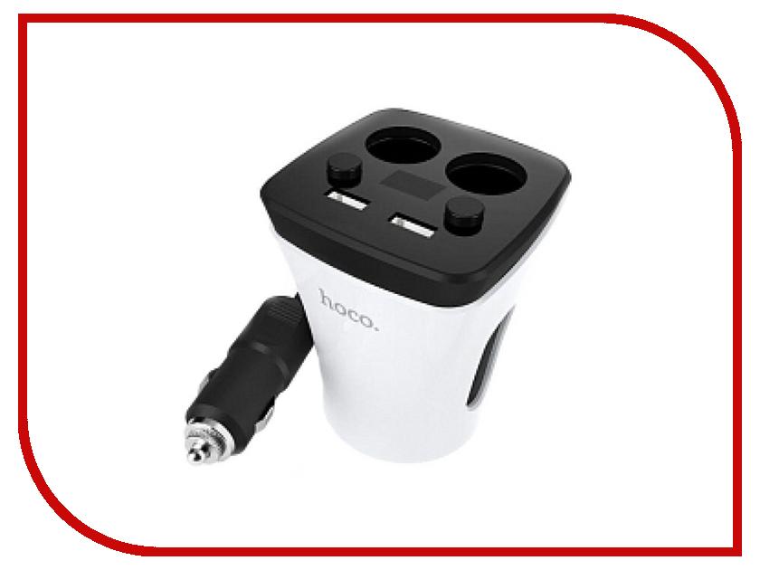 Зарядное устройство HOCO Z11 3.1A White зарядное устройство hoco z10 2 1a white