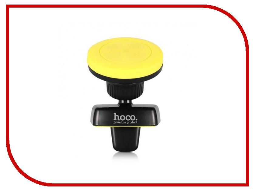 Держатель HOCO CA16 Black держатель hoco ca3 yellow