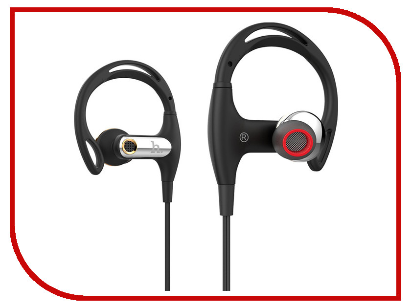 Гарнитура HOCO EPB03 Bluetooth Black аудио наушники hoco наушники с микрофоном hoco m13 black