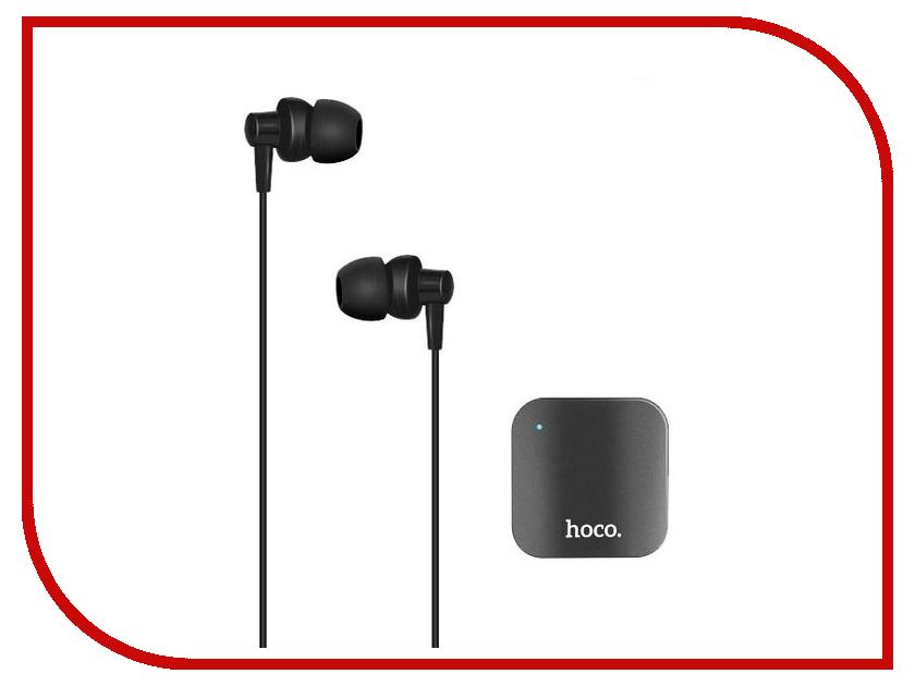 Наушники HOCO E16 Bluetooth Grey держатель hoco ca3 grey