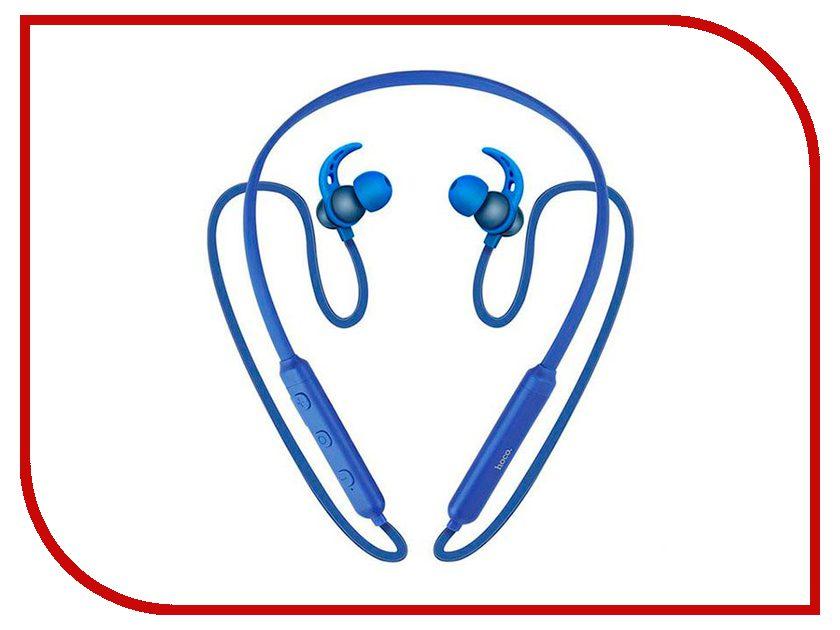 HOCO ES11 Bluetooth Blue original hoco epb04 universal business wireless bluetooth v4 1 headphone earphone