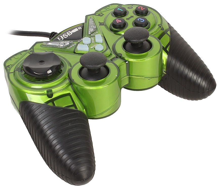 Геймпад 3Cott Single GP-05 Green геймпад nintendo switch pro controller