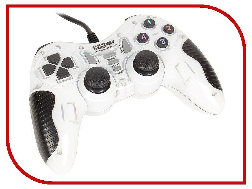 все цены на Геймпад 3Cott Single GP-06 White