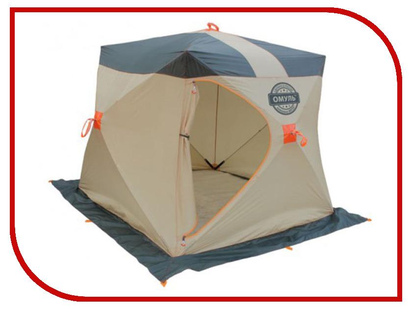 Палатка Митек Омуль-Куб 1