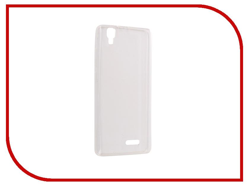Аксессуар Чехол для Prestigio Grace R5 LTE SkinBox Slim Silicone Transparent T-S-PGR5L-005 гимнастические кольца proxima деревянные pgr 2403wd