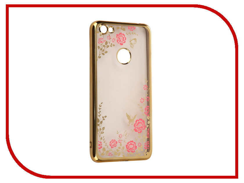 Аксессуар Чехол Xiaomi Redmi Note 5A SkinBox Silicone Chrome Border Color Style 1 4People Pink T-S-XRN5A-010 аксессуар чехол xiaomi redmi note 5a skinbox slim silicone transparent t s xrn5a16 006