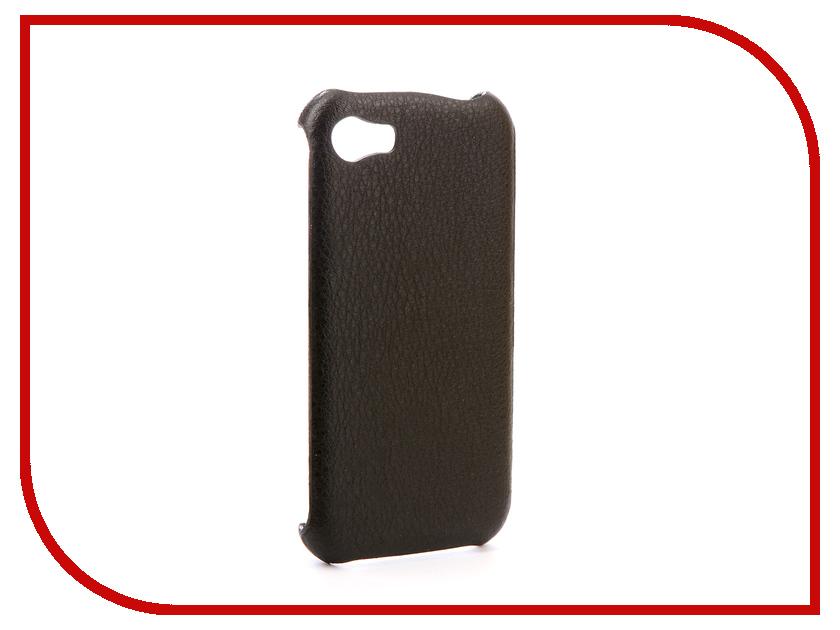Аксессуар Чехол Digma Z400 3G CITI SkinBox Leather Shield Black T-S-DZ400-009 планшет digma plane 1601 3g ps1060mg black