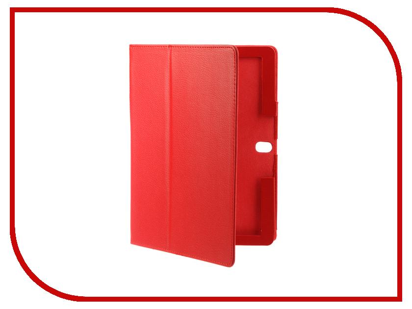 Аксессуар Чехол Lenovo Tab 4 TB-X304L 10.0 IT Baggage Red ITLNT410-3