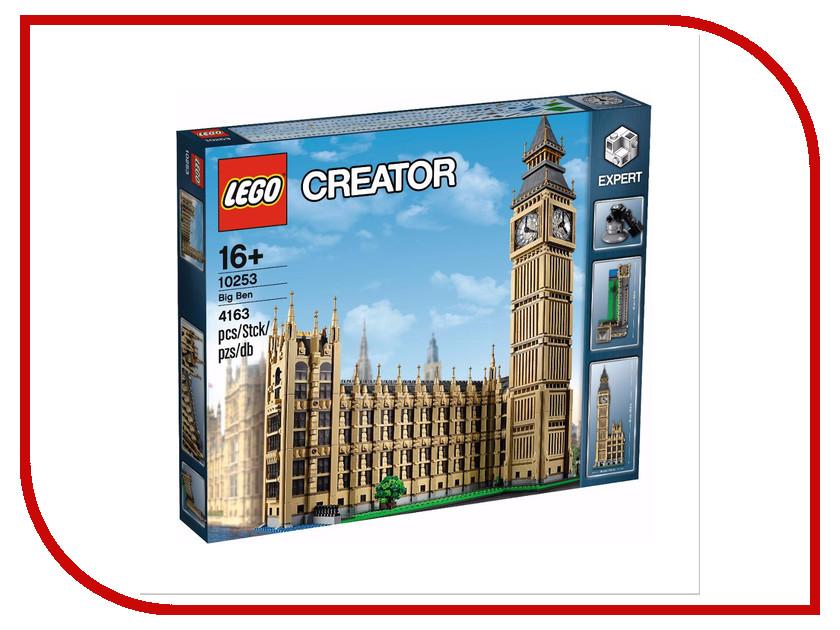 конструктор lego creator реактивный самолет 31042 Конструктор Lego Creator Биг Бен 10253