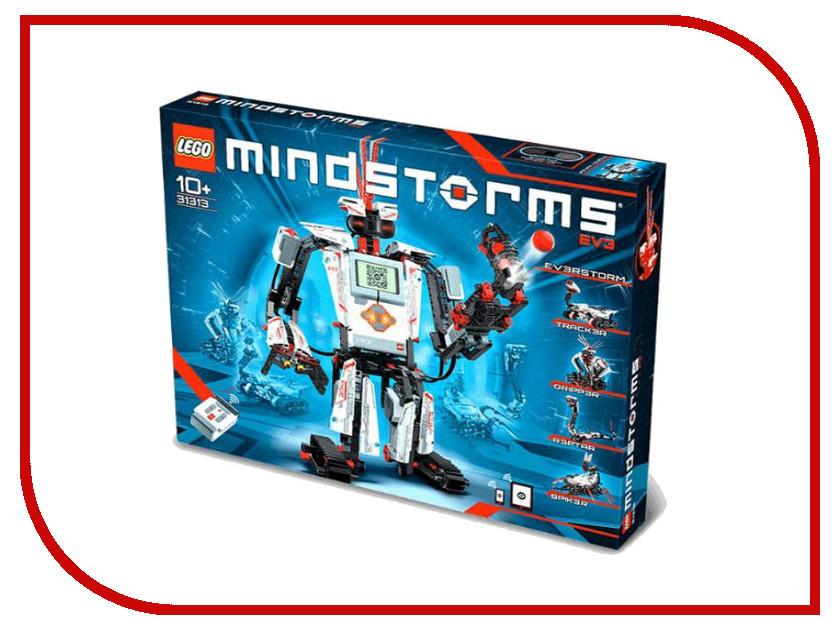 Конструктор Lego Mindstorms EV3 31313 lego