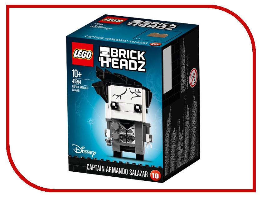 Конструктор Lego Brick Headz Капитан Армандо Салазар 41594