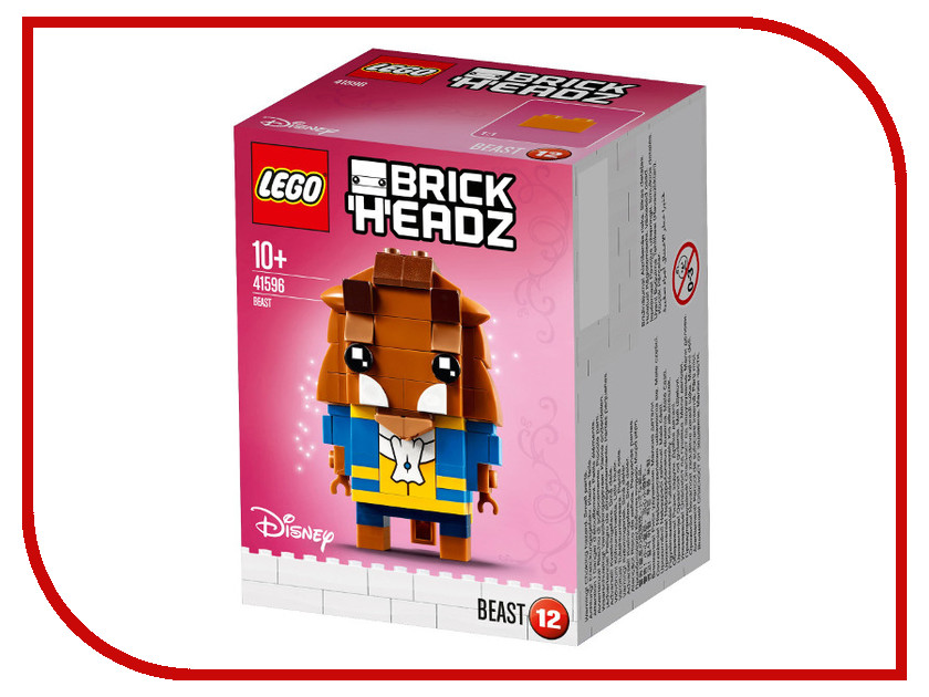 Конструктор Lego Brick Headz Чудовище 41596