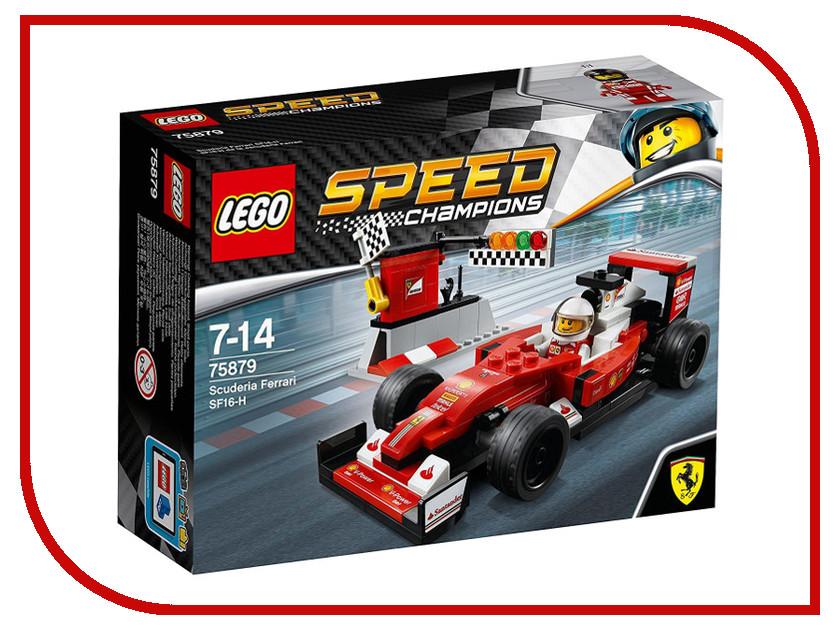 Конструктор Lego Speed Champions Скудерия Ferrari SF16-H 75879