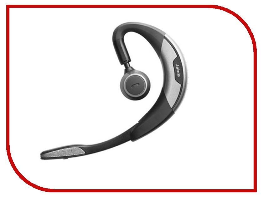Гарнитура Jabra Motion UC+ 6640-906-100 bluetooth гарнитура jabra motion uc ms черный 6640 906 301