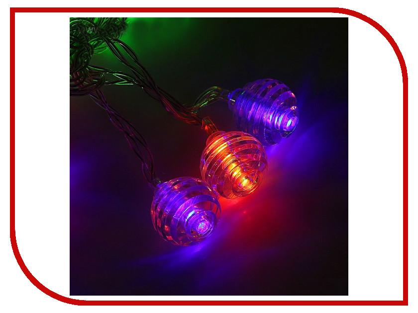 Гирлянда Luazon Метраж Космос 3m LED-20-3.6V 1080371 гирлянда luazon метраж свечка 5m led 20 220v multicolor 2388694