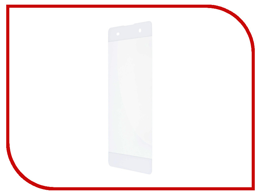 Аксессуар Защитное стекло Sony Xperia XA1 G3121/G3123/G3125 Svekla 3D White Frame ZS-SVSOG3121-3DWH аксессуар защитное стекло sony xperia z5 z5 dual e6653 e6683 svekla 0 26mm zs svsoe6653