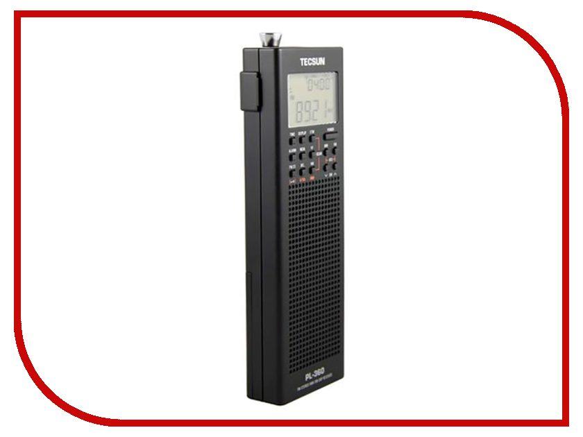 Радиоприемник Tecsun PL-360 tecsun приемник типа pl 398mp