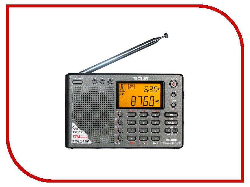 Радиоприемник Tecsun PL-380 Black