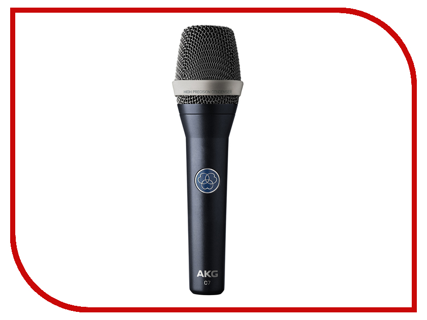 Микрофон AKG C7 akg sr40pro single