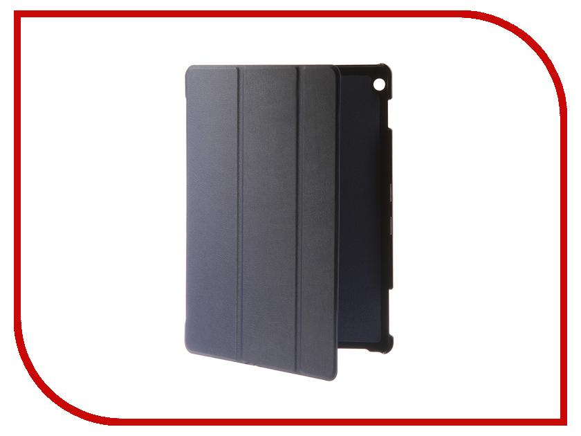 Аксессуар Чехол для Huawei MediaPad M3 10 Lite 10.1 Partson Blue T-092 kovantex ковер elegant tapestry