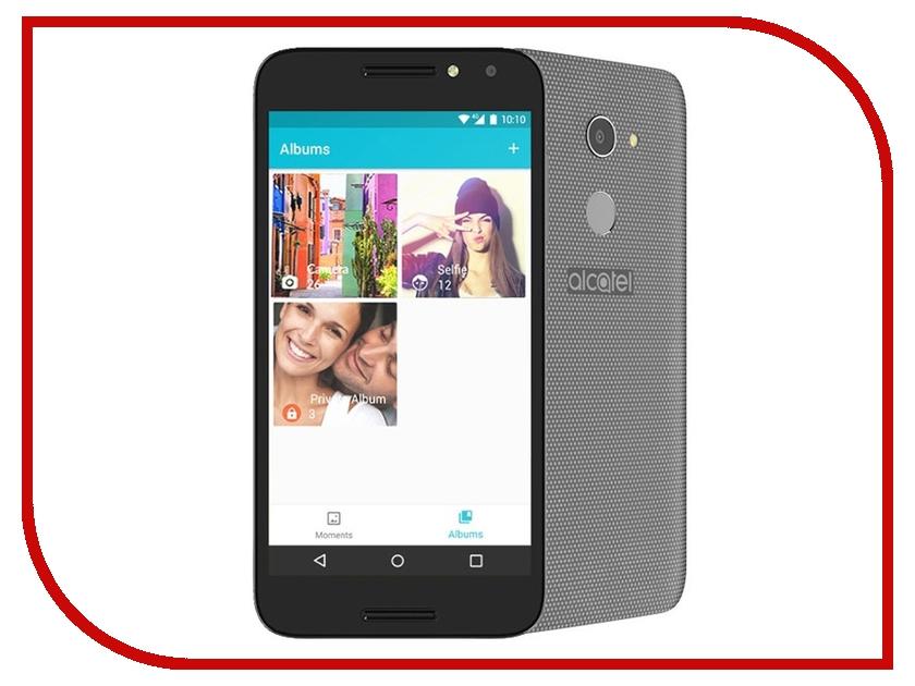 Сотовый телефон Alcatel OneTouch 5011A A3 Plus Metallic Black сотовый телефон alcatel onetouch 1016d volcano black
