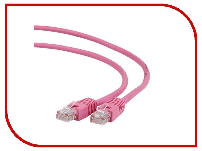 Сетевой кабель Gembird Cablexpert UTP cat.5e 0.5m Pink PP12-0.5M/RO hood shock absorber rival a st 5808 1