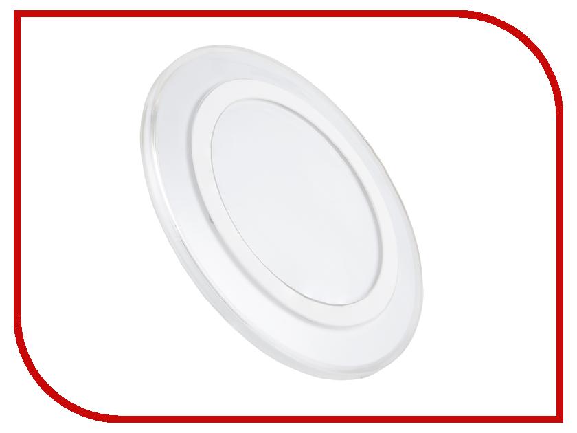 Зарядное устройство Red Line QI-02 1A White УТ000013568 зарядное устройство red line qi 02 1a black ут000013567
