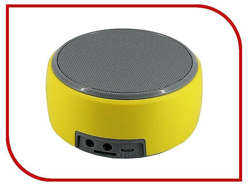 Колонка Activ HZ-668 Yellow 70179 колонка activ rc 1033 violet 57704