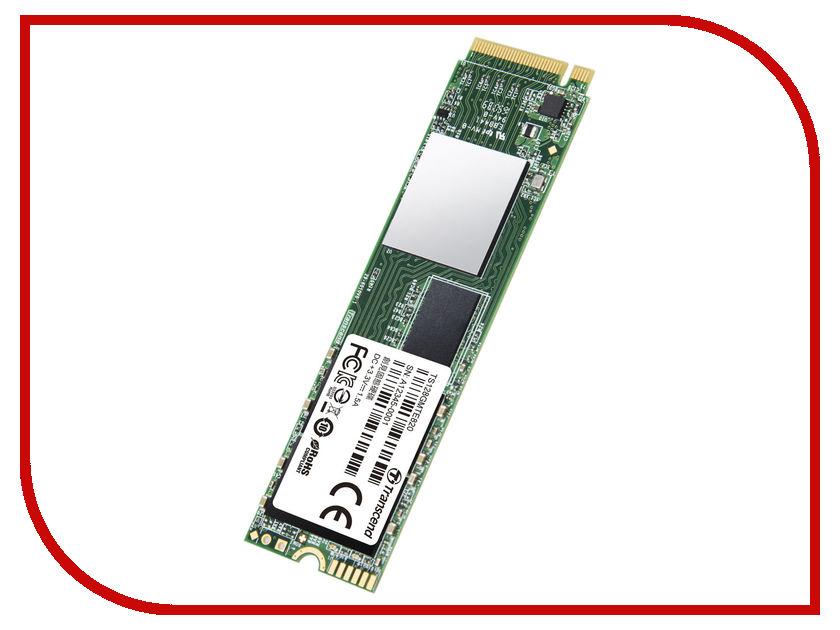 Жесткий диск 128Gb - Transcend MTE820 TS128GMTE820