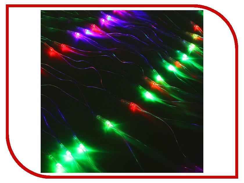 Гирлянда Luazon Сетка 1x0.9m LED-120-220V 1080484 гирлянда luazon конский хвост капля росы 2 5m led 750 12v multicolor 1080622