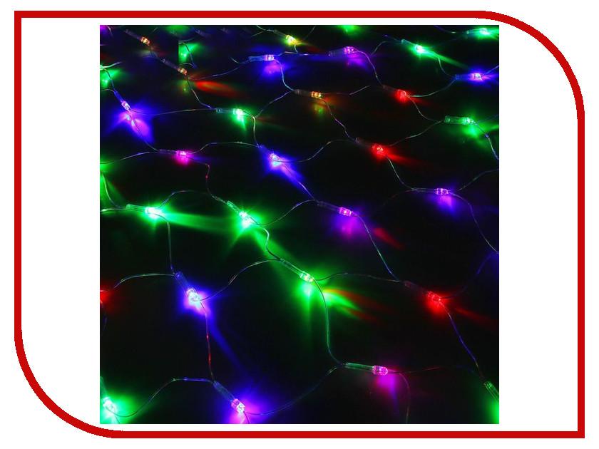 Гирлянда Luazon Сетка 1x0.9m LED-120-220V 1080488 гирлянда luazon конский хвост капля росы 2 5m led 750 12v multicolor 1080622