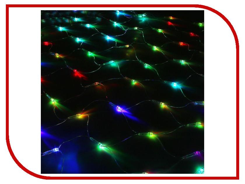 Гирлянда Luazon Сетка 1x0.9m LED-120-220V 1080489 гирлянда luazon конский хвост капля росы 2 5m led 750 12v multicolor 1080622