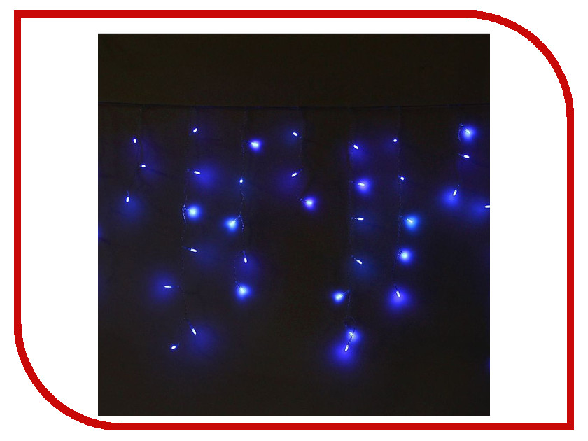 Гирлянда Luazon Бахрома Игла 1.2x0.6m LED-60-220V 1080532 гирлянда luazon спайдер led 600 24в 20m multicolor 1586037