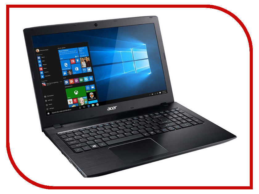 Ноутбук Acer Aspire E5-576G-564M NX.GTZER.039 (Intel Core i5-7200U 2.5 GHz/6144Mb/1000Gb + 128Gb SSD/nVidia GeForce 940MX 2048Mb/Wi-Fi/Bluetooth/Cam/15.6/1920x1080/Windows 10 64-bit) e5 576g 521g