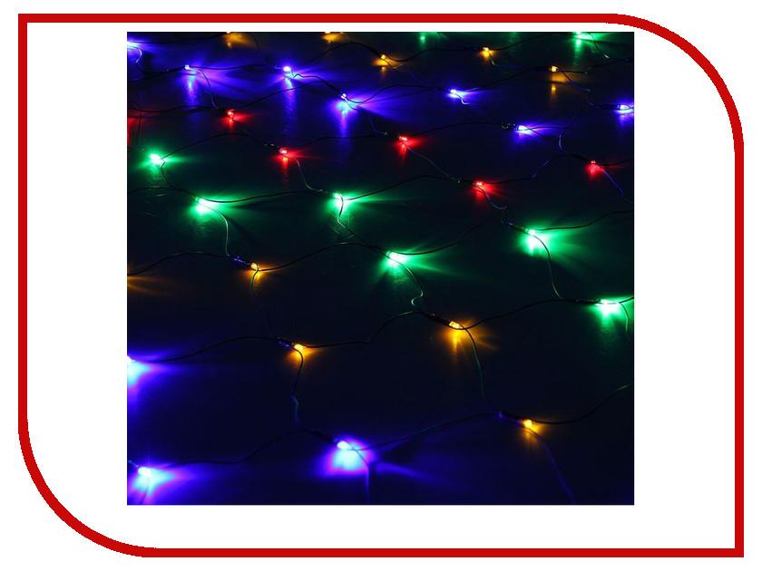 Гирлянда Luazon Сетка диаметр 1.5m LED-204-220V 1585760 гирлянда luazon дождь 2m 6m multicolor 671678