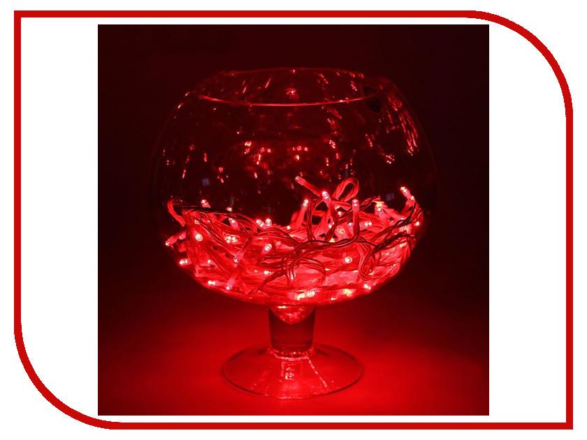 Гирлянда Luazon Метраж 10m LED-100-24В Red 1672042 гирлянда luazon метраж свечка 5m led 20 220v multicolor 2388694