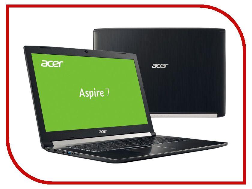 Ноутбук Acer Aspire A717-71G-72SV NX.GPFER.002 (Intel Core i7-7700HQ 2.8 GHz/16384Mb/1000Gb + 128Gb SSD/nVidia GeForce GTX 1060 6144Mb/Wi-Fi/Cam/17.3/1920x1080/Windows 10 64-bit) ноутбук acer predator ph317 51 553h nh q29er 011 intel core i5 7300hq 2 5 ghz 16384mb 1000gb 128gb ssd nvidia geforce gtx 1060 6144mb wi fi cam 17 3 1920x1080 windows 10 64 bit