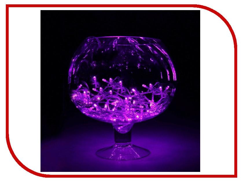 Гирлянда Luazon Метраж 5.2m LED-50-220V Violet 187160