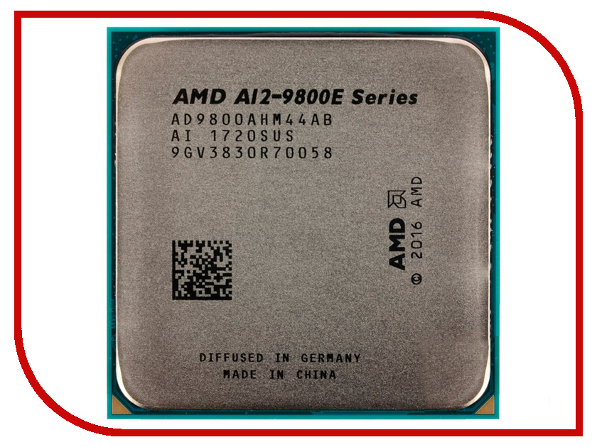 Процессор AMD A12-9800E AD9800AHAB (3100MHz/AM4)